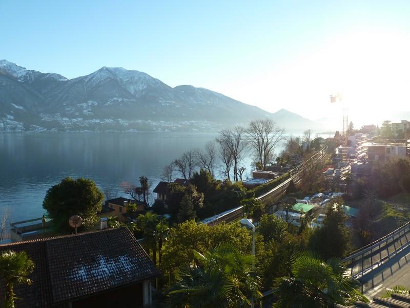 Attikageschoss Seesicht Lago Maggiore - Speerli Immobilien ...